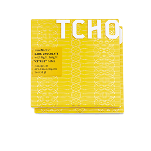 TCHO - organic free-trade chocolate